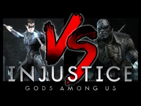 INJUSTICE NOOBS AMONG US (Smosh Games VS)