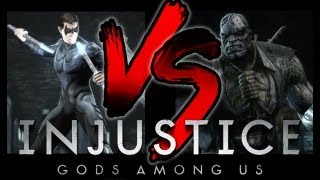 INJUSTICE NOOBS AMONG US (Smosh Games VS)