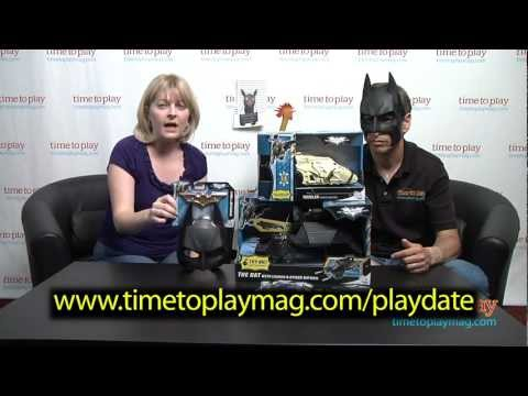 The Playdate: Leap Frog and The Dark Knight Rises