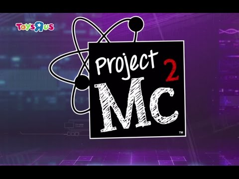 Toys R Us 25% Off Project MC2 Toys!