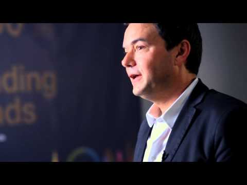 Wealth and Income with Thomas Piketty | Leading Minds at London Business School