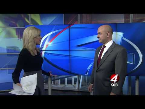 Bert Parnall Interview on KOB TV 4 for MADD