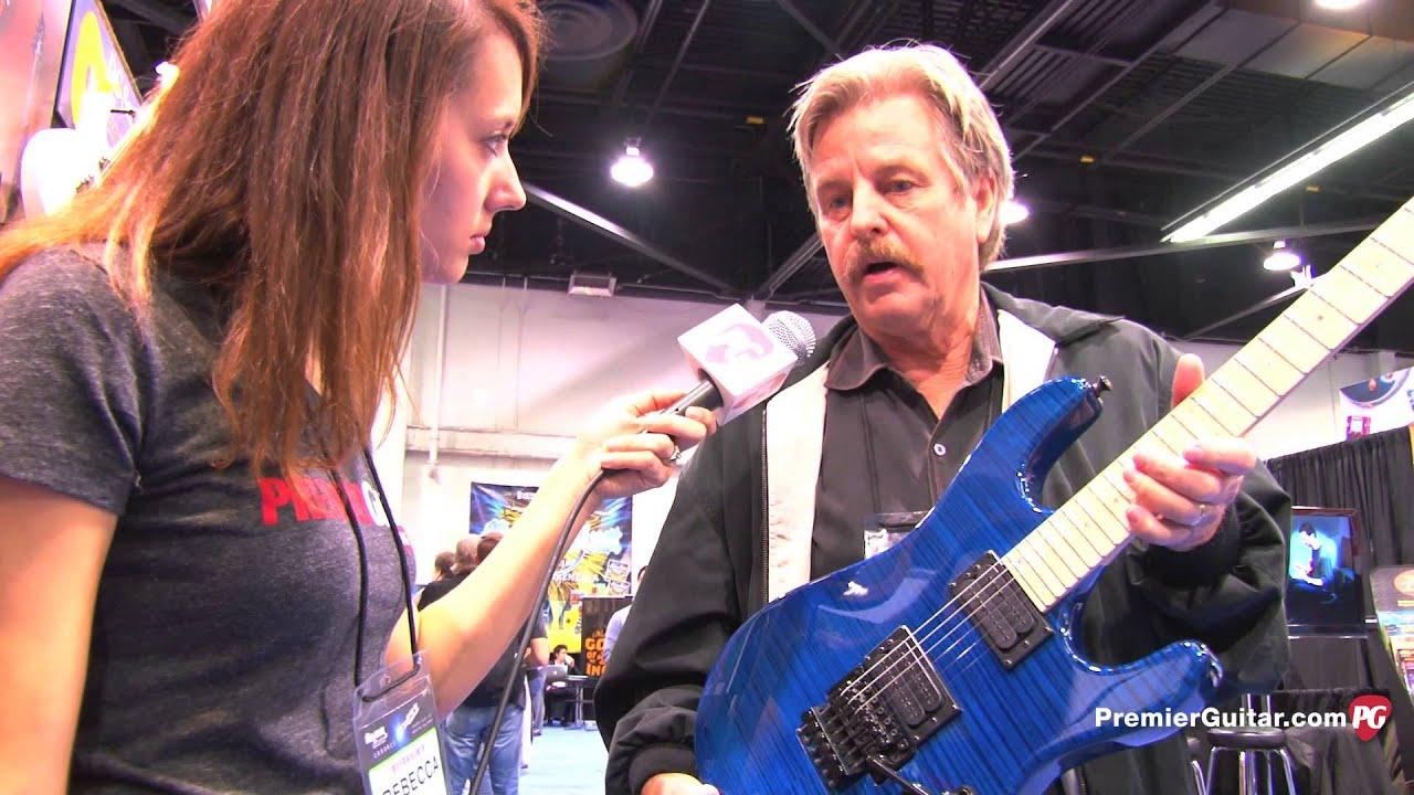 namm 39 13 carvin guitars jason becker jb200c tribute guitar demo ct7c 7 string dc800 8 string. Black Bedroom Furniture Sets. Home Design Ideas