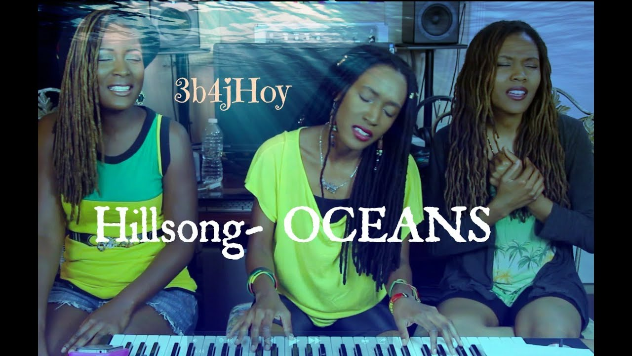 """Download """"Oceans"""" (Where Feet May Fail) Hillsong United   COVER & HOW-TO 3B4JOY"""