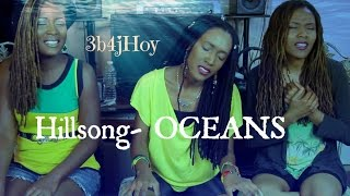 """""""Oceans"""" (Where Feet May Fail) Hillsong United 