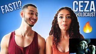Ceza Holocaust 🇹🇷 FASTEST Turkish Rap Reaction   Jay & Rengin
