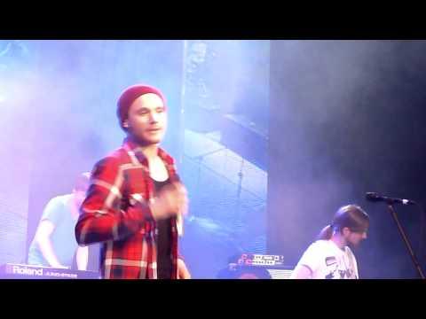 ESCKAZ live in Baku: Opening Party - Germany - Roman Lob