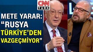 """Uluç Özülker: """"Türk Konseyi'nin kurulması Rusya'yı tedirgin edecektir"""" - Akıl Çemberi"""