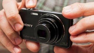 cmera Sony Cyber-shot Dsc-wx50 16.2 Megapixels