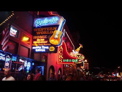 Evening In Nashville, Tennessee