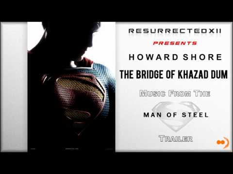 Man of Steel - Trailer Music # 1 (Howard Shore -