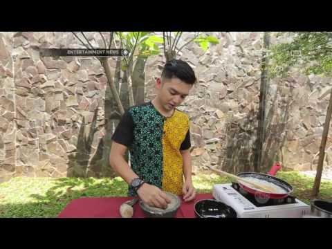Enews Kitchen With Nicky Tirta: Cireng Bumbu Rujak
