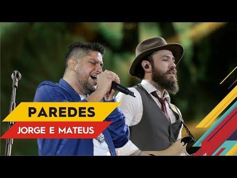 Paredes - Jorge & Mateus - Villa Mix Goiânia   Ao Vivo