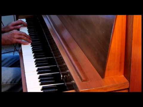 TEARS WILL NEVER STAIN THE STREETS.... BALDWIN PIANO
