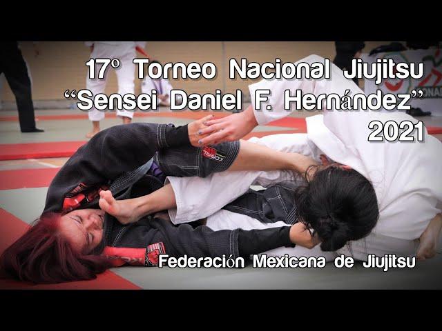 """Emociones en el 17º Torneo Nacional """"Sensei Daniel F. Hernández"""" 2021"""