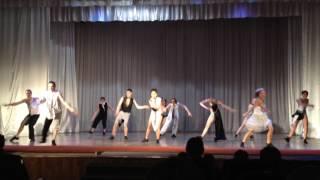 Доминанта - Свадебка - современный танец