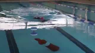 Triathlon Swimming Skills - Turning around a buoy