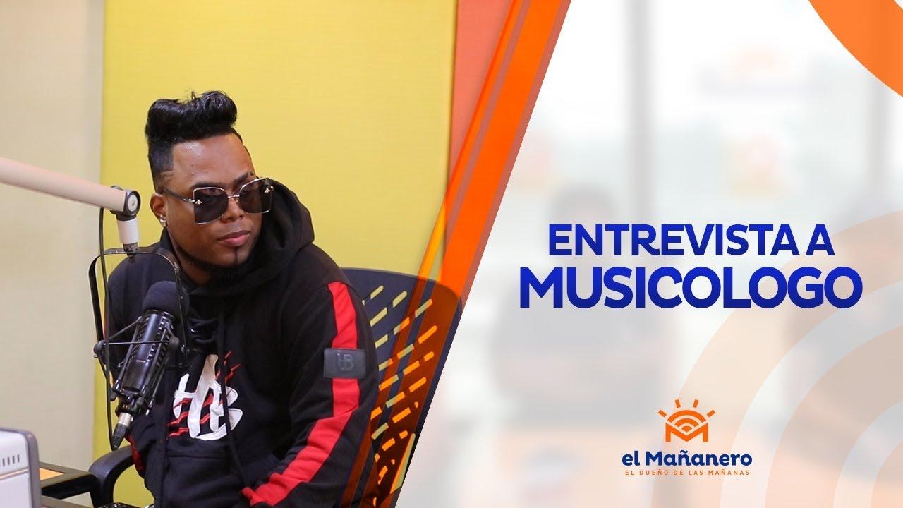 Entrevista a Musicologo 2019