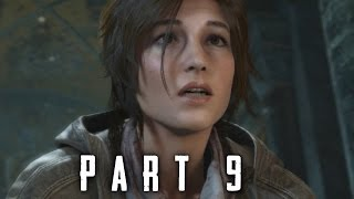 Rise of the Tomb Raider Walkthrough Gameplay Part 9 - Immortal Prophet (2015)