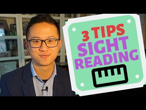 How to Improve Your Piano Sight Reading FAST- 3 Proven Tips