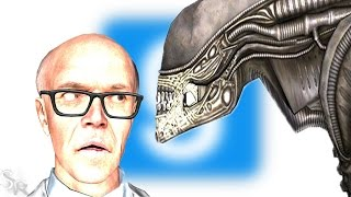 Alien: Isolation - Xenomorph in Garry's Mod, starring Dr. Kleiner