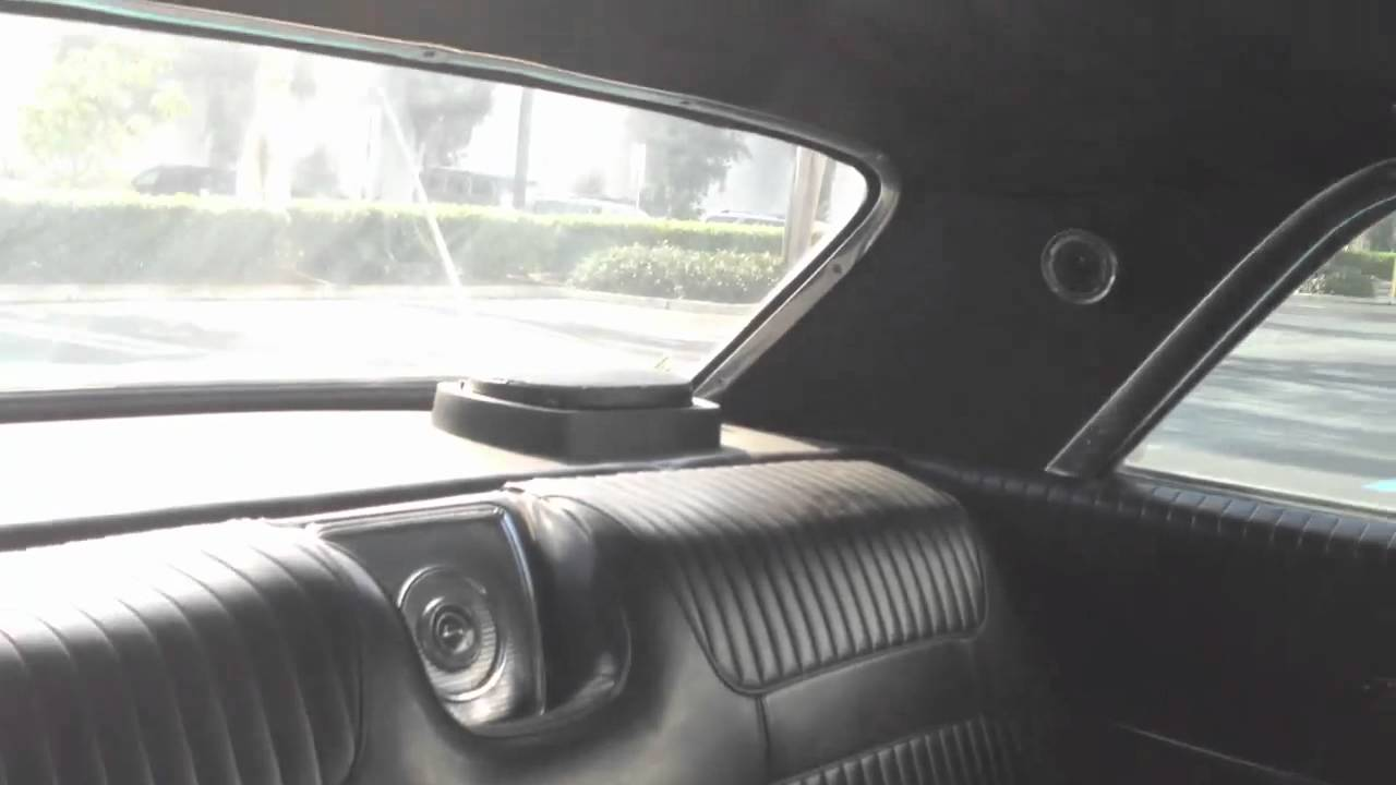 64 Impala Interior Youtube