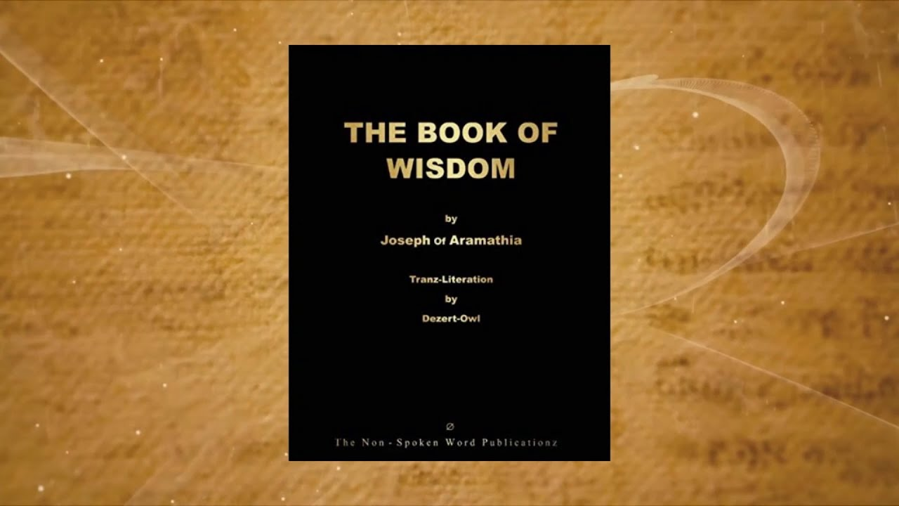 The BOOK Of WISDOM Sample READING by NinjaCat