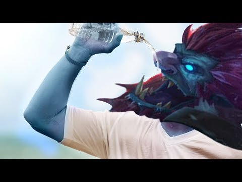 THIS TRUNDLE IS ONE THIRSTY M'FER!!!! - Trick2G