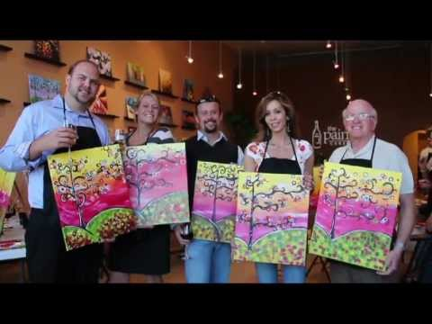 The painted cabernet commercial youtube for Painted cabernet oxnard