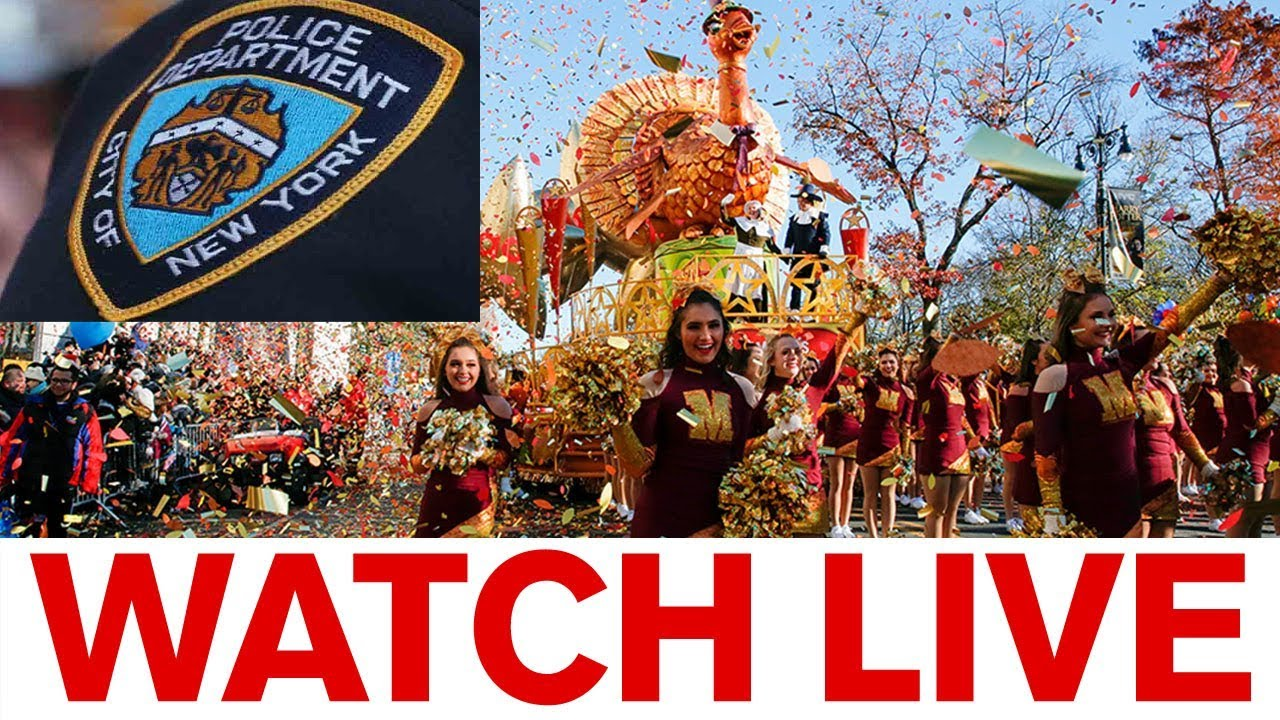 Macy's Thanksgiving Day Parade: NYPD Says, As Of Now, Balloons ...