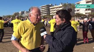 Calafell amb La Marató de TV3