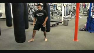 LA Boxing Lake Forest:  Switch Kicks