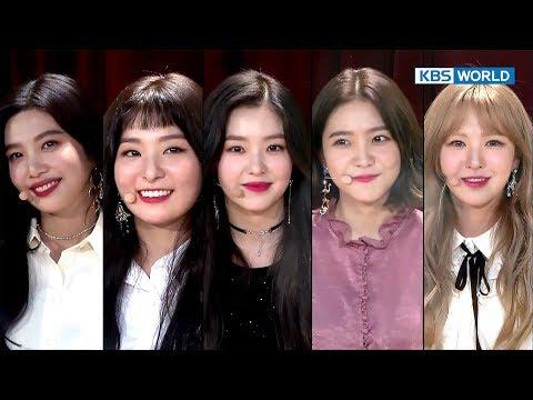 Entertainment Weekly   연예가중계 - Red Velvet, Kim Raewon, Shin Sekyung,etc [ENG/中文字幕/2017.12.11]