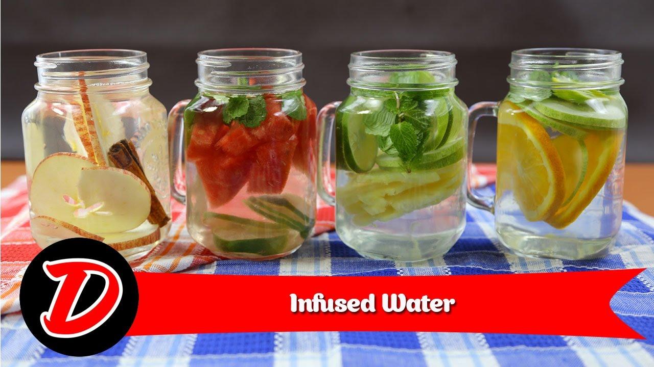 Manfaat dan Resep Infused Water, Coba Buat Sendiri di Rumah, Yuk!