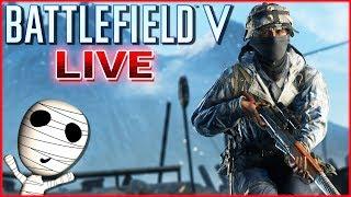 Das Battlefield-Squad schlägt wieder zu! 🔴 Battlefield V // PS4 Livestream