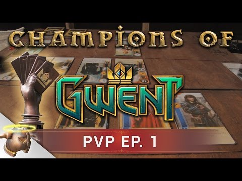 #GWENT CHAMPIONS | PvP Tournament to win the Gwent trophy!