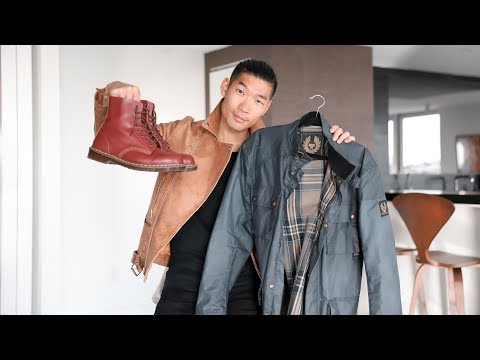 How to Style Combat Boots 4 Ways | Men's Fashion