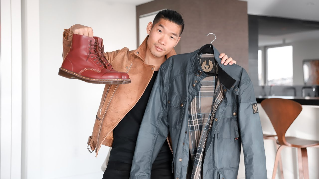 Combat Style Boots For Men