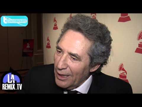 Entrevista a Miguel Rios 2013 Latin Recording Academy Special Awards