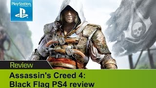 Assassin's Creed 4: Black Flag PS4 review - next-gen sails into port