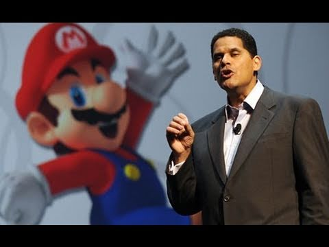Reggie Fils-Aime Interview - IGN Exclusive