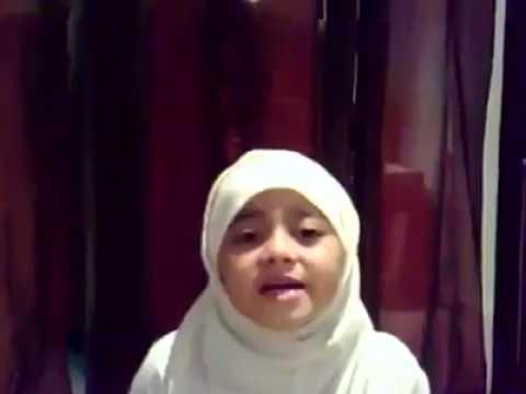 Quran_e_ pak ki tilawat ik pyari c bachi ki awaz me