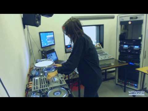 Philippa Pacho in TweakFM (Sthlm Murder Girls/Under Bron)