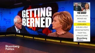 Getting Berned: Sanders Responds to Hillary Attacks