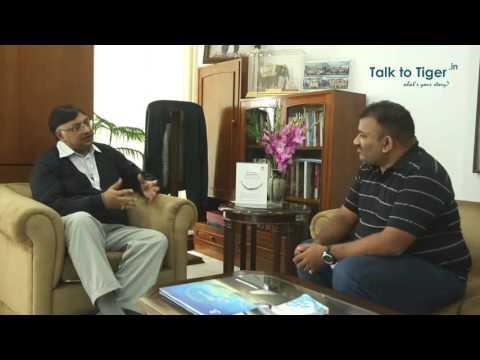 Tiger and Peeyush Gupta discuss the branding journey at Tata Tiscon