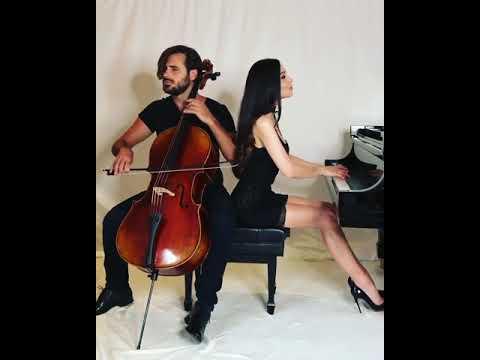 Lola Astanova with Hauser Cello