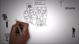 cara buat video kenangan bersama pacar/istri,teman dll | Belajar Editing Video |