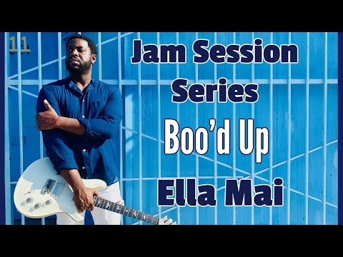 [R&B GUITAR LESSON]Boo'd Up by Ella Mai