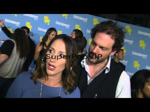 INTERVIEW: Bree Turner, Silas Weir Mitchell on being a pa...