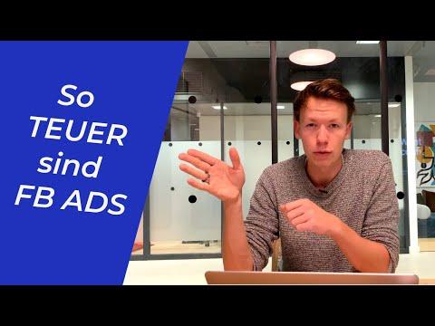 Das richtige Budget für Facebook Werbung / So teuer ist Social-Media-Marketing